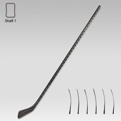 Low Kick Point Ice Hockey Stick