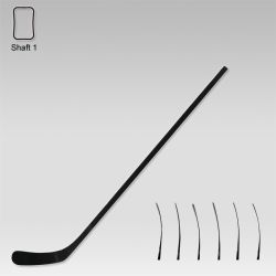 Light Weight Junior Length Ice Hockey Stick